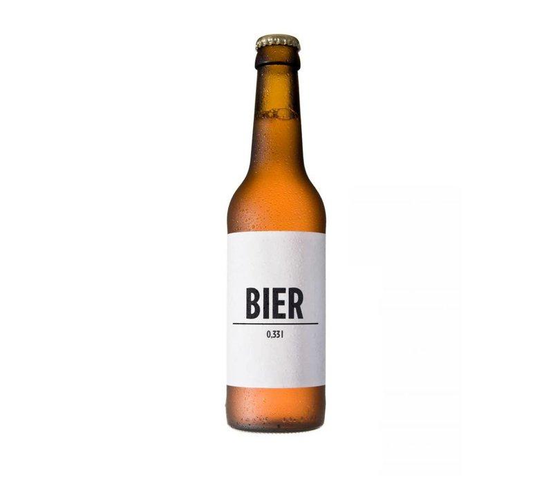 GESCHMACK BIER - 330ml