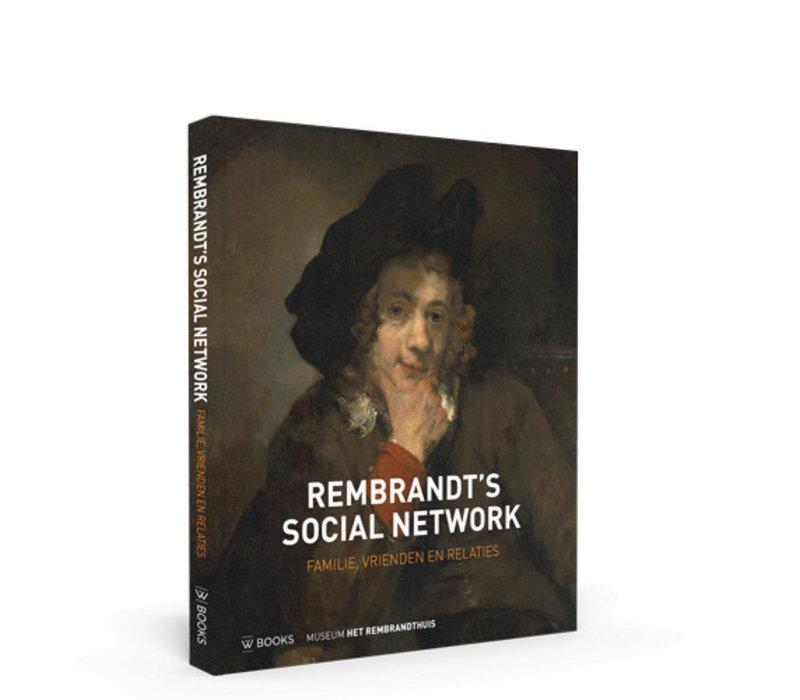 Rembrandt's social network. Familie, vrienden en relaties
