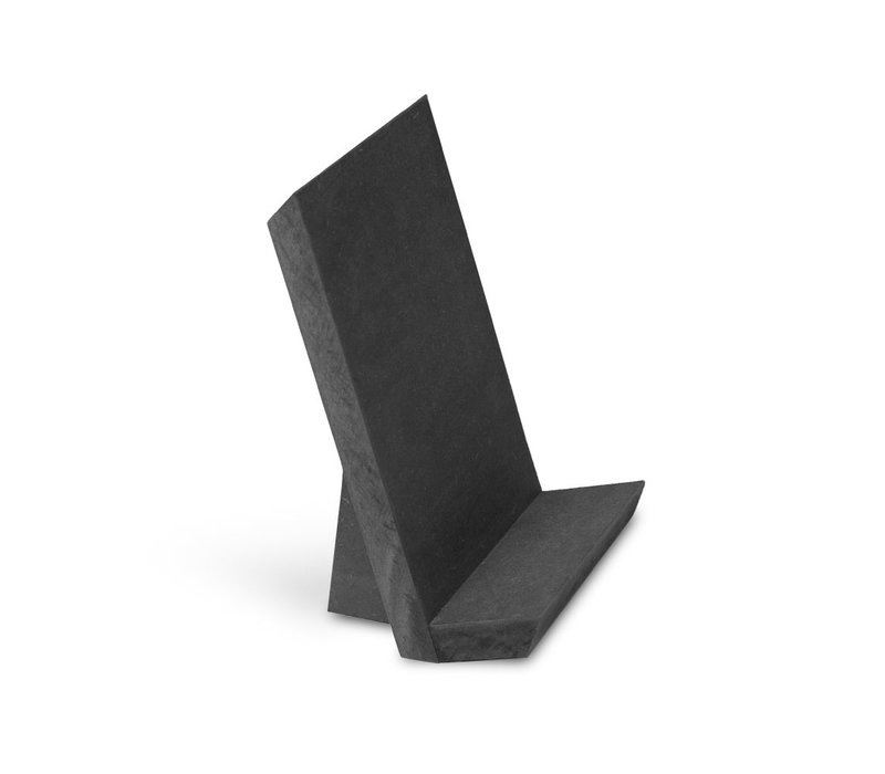 Bookstand Small - MDF black