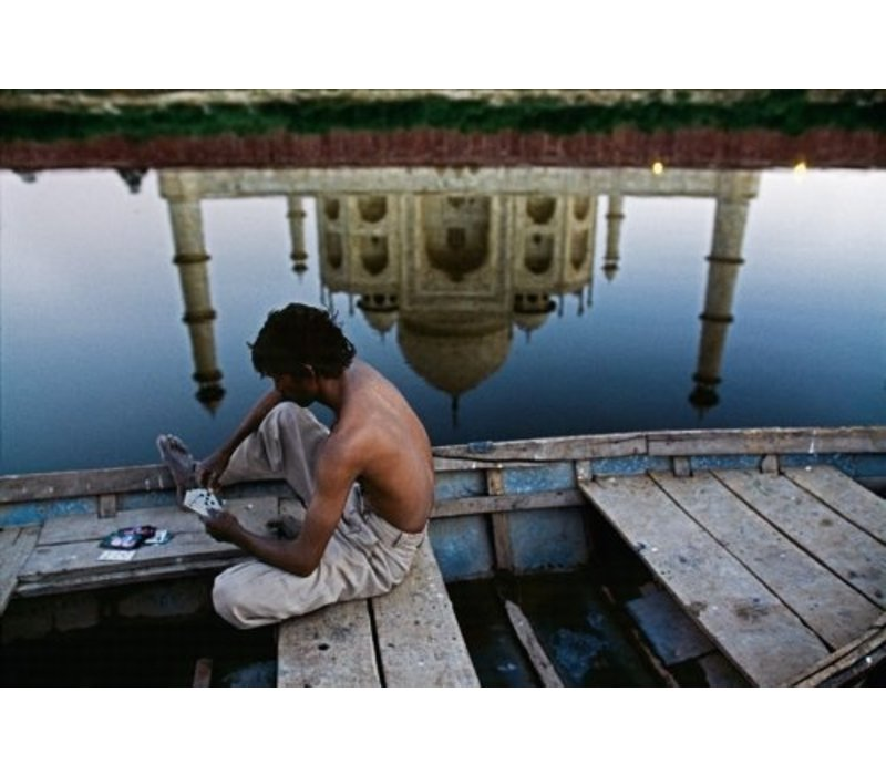 The Unguarded Moment - Steve MC Curry