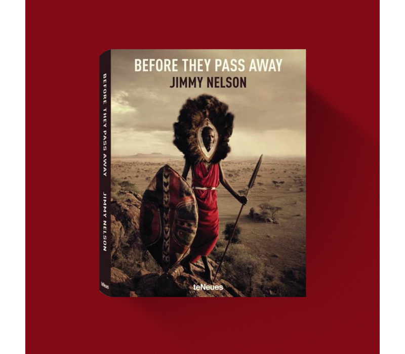 Before they pass Away - Small hardcover edition - Jimmy Nelson