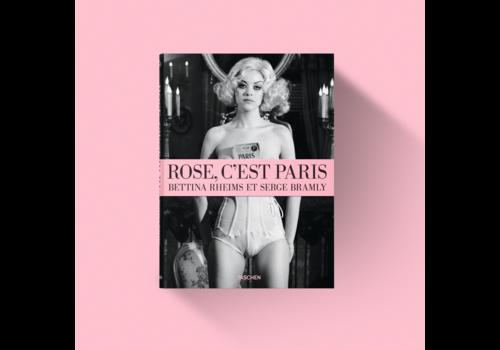 Bettina Rheims/Serge Bramly. Rose - c'est Paris