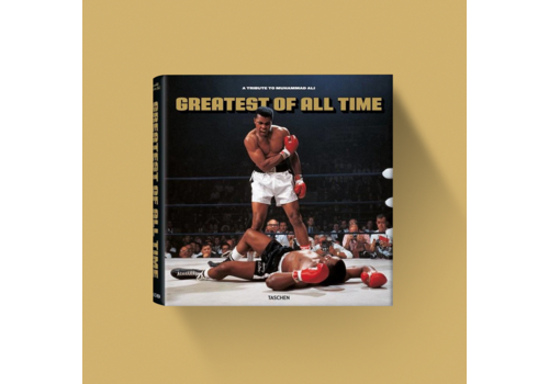 GOAT - Greatest of All Time - A Tribute to Muhammad Ali