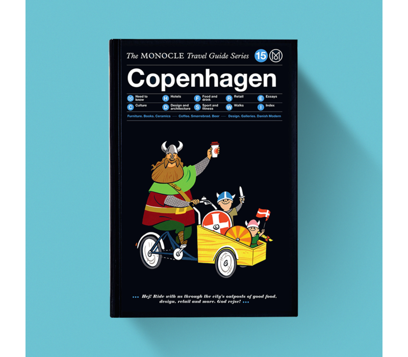 Copenhagen - The Monocle Travel Guide Series