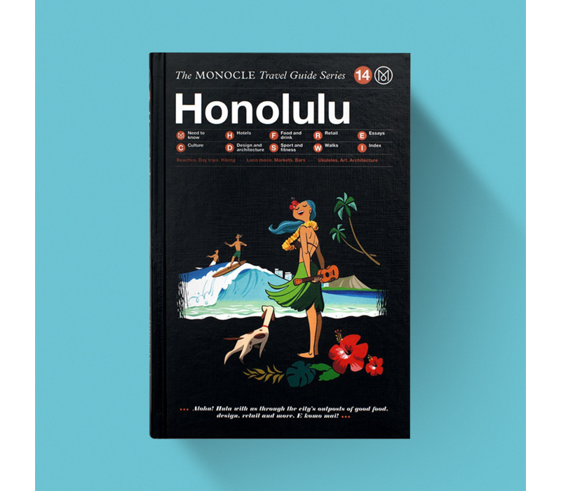 Honolulu - The Monocle Travel Guide Series