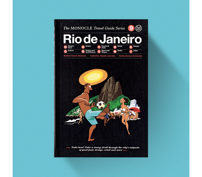 Rio de Janeiro - The Monocle Travel Guide Series