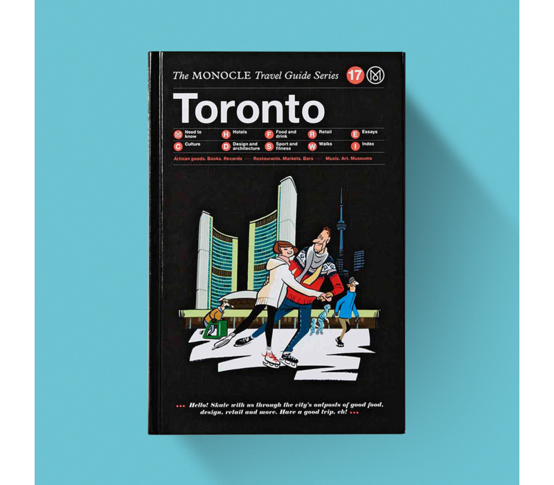 Toronto - The Monocle Travel Guide Series