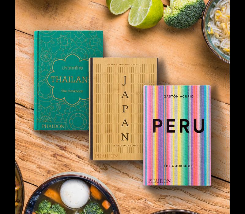 Thailand - Japan - Peru