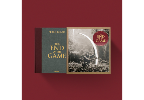 Peter Beard Peter Beard -  The End of the Game - 50th Anniversary Edition