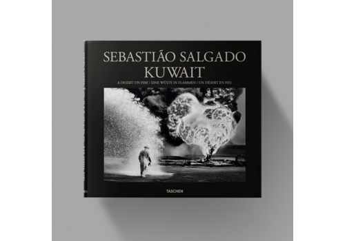 Sebastiao Salgado Kuwait - A Desert on Fire