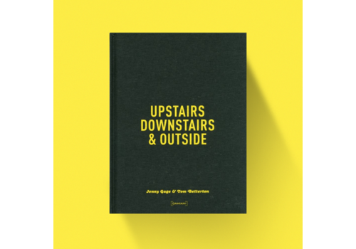Upstairs, downstairs & outside