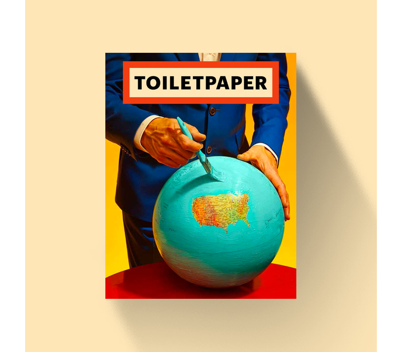 Toiletpaper, magazine 12