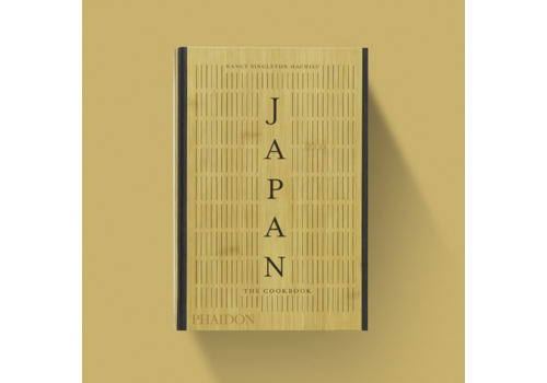 Japan - The Cookbook