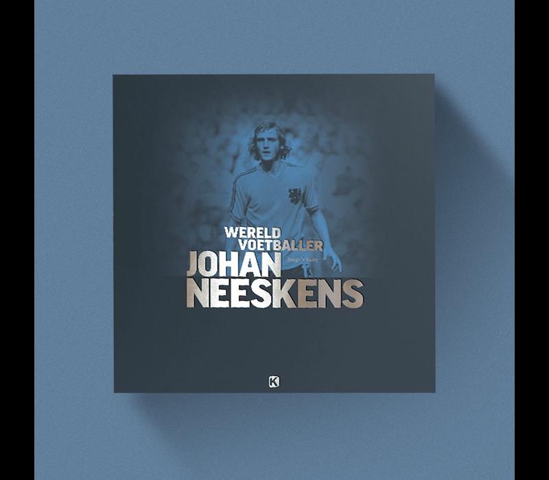 Johan Neeskens wereldvoetballer – LUXE EDITIE