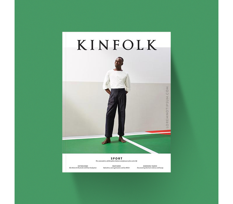Kinfolk - Sport Issue 26