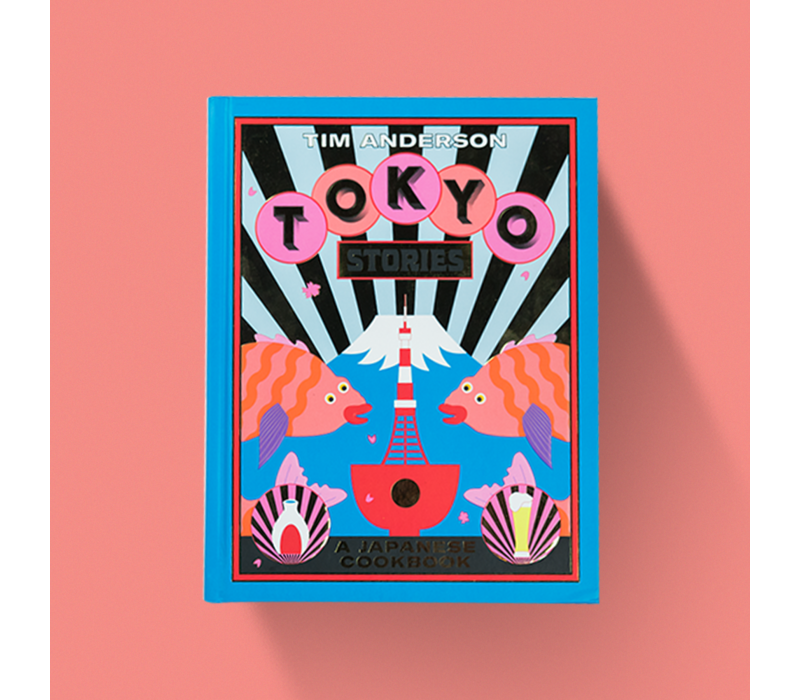 Tokyo Stories, Tim Anderson