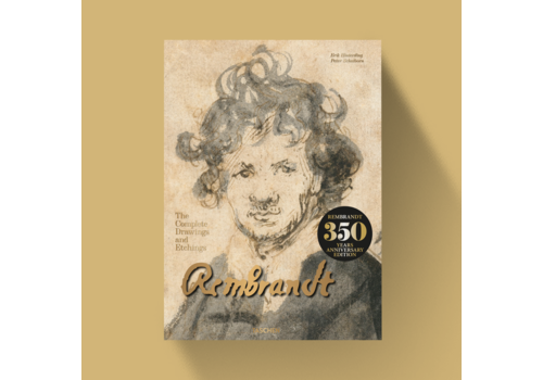 Rembrandt - The Drawings & Etchings