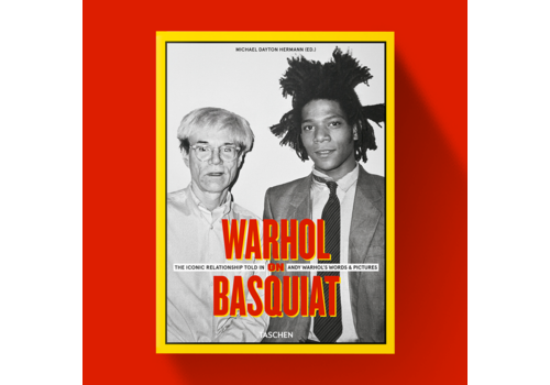 Andy Warhol Warhol on Basquiat. The Iconic Relationship Told in Andy Warhol's Words and Pictures