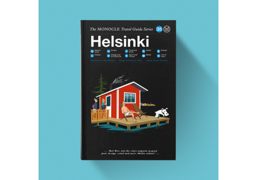 Helsinki  - The Monocle Travel Guide Series
