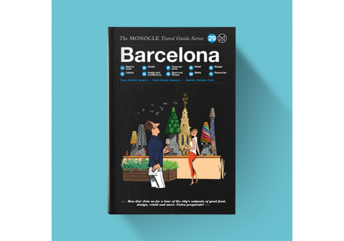 Barcelona - The Monocle Travel Guide Series
