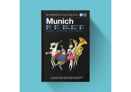 Munich - The Monocle Travel Guide Series