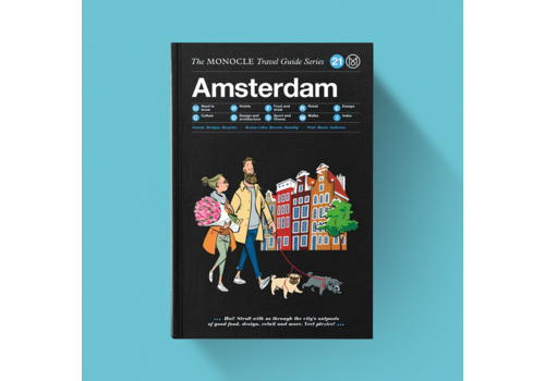Amsterdam - The Monocle Travel Guide Series