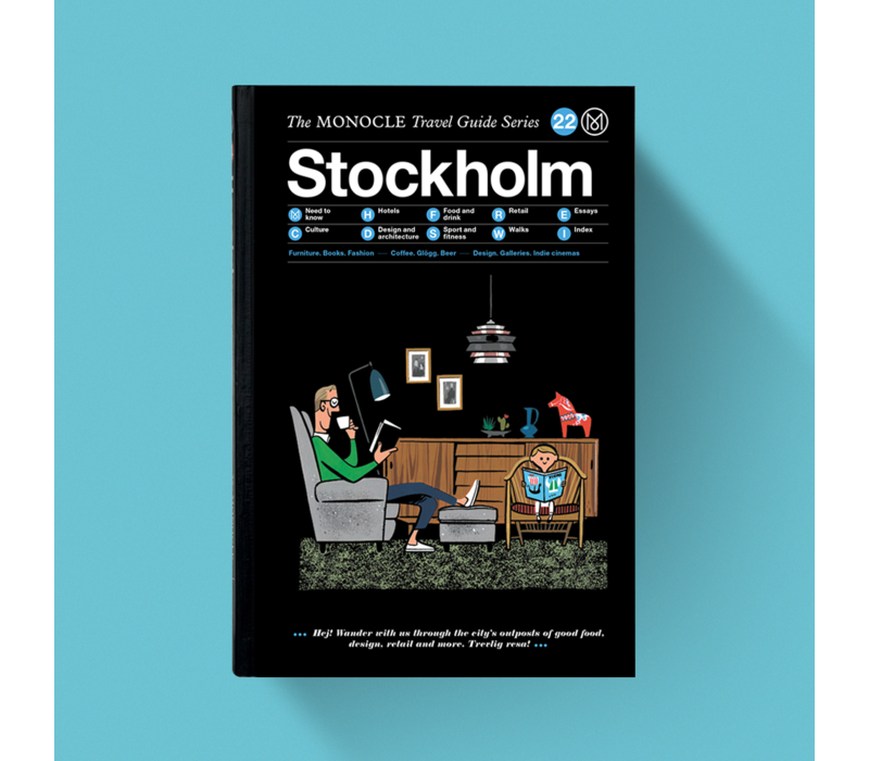 Stockholm - The Monocle Travel Guide Series