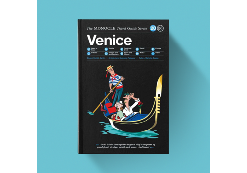 Venice - The Monocle Travel Guide Series