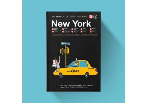 New York - The Monocle Travel Guide Series