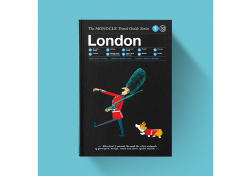 London - The Monocle Travel Guide Series