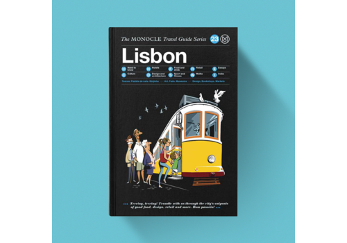 Lisbon - The Monocle Travel Guide Series