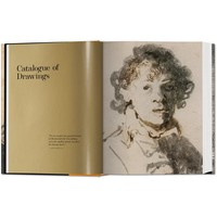 Rembrandt - The Drawings & Etchings (Dutch version) / ZONDER STOFOMSLAG