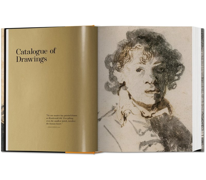 Rembrandt - The Drawings & Etchings (Dutch version)
