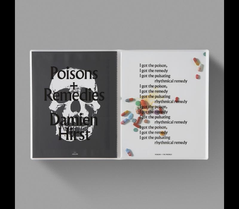 Poison + Remedies - Damien Hirst