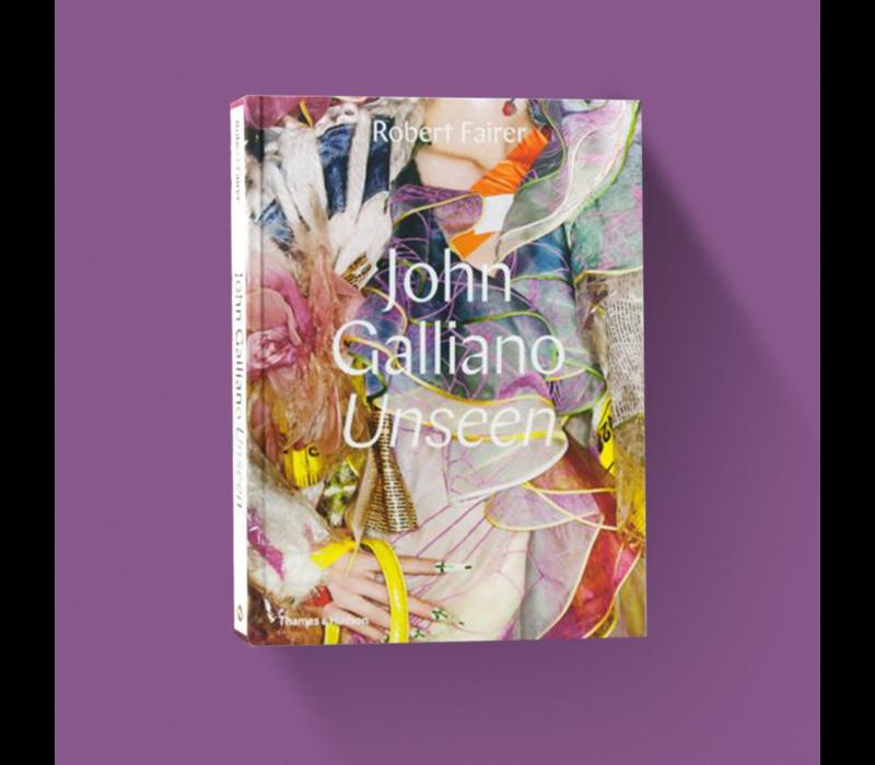 John Galliano - Unseen