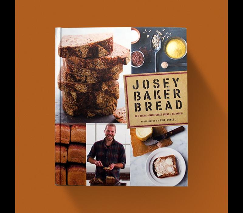 Josey Baker - Bread
