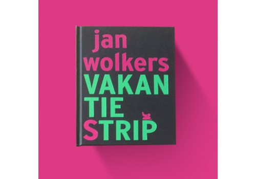 Jan Wolkers Vakantiestrip