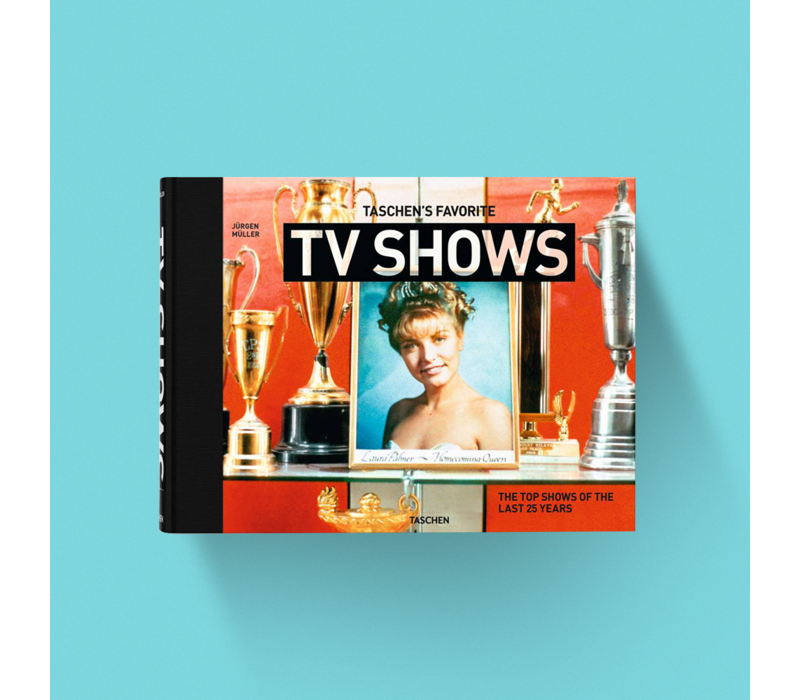TASCHEN's favorite TV shows - The top shows of the last 25 years