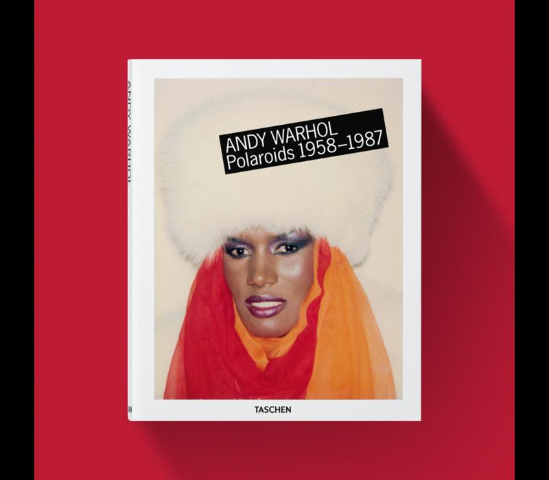 Andy Warhol - Polaroids 1958-1987