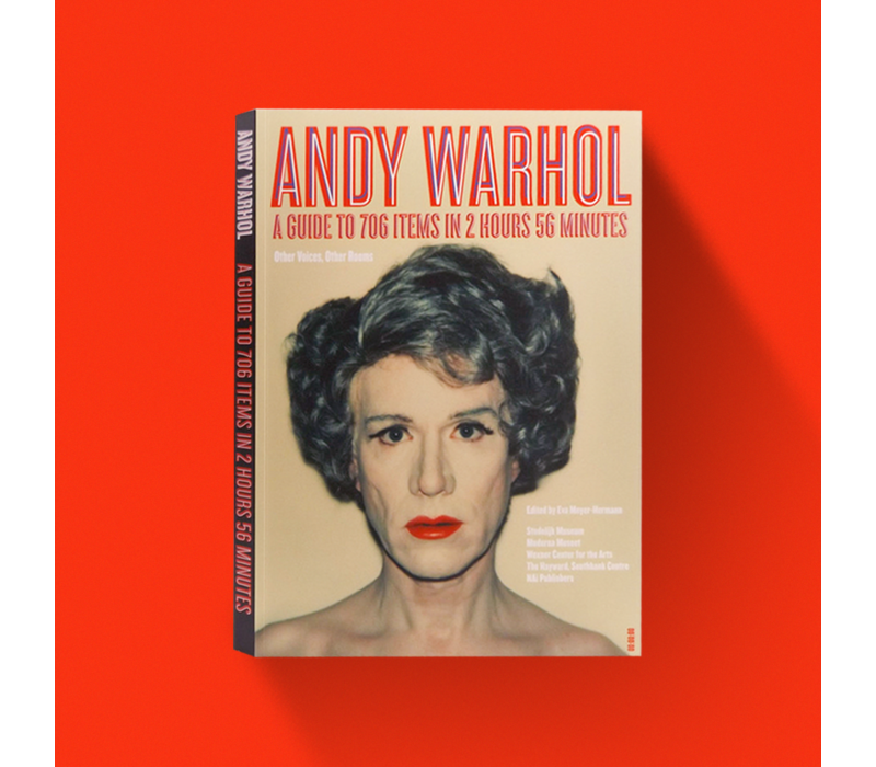 Andy Warhol - A guide to 706 items in 2 hours and 56 minutes