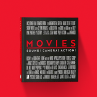 Movies - sound - camera - action (Jazz - Instruments (incl 8 x CD)
