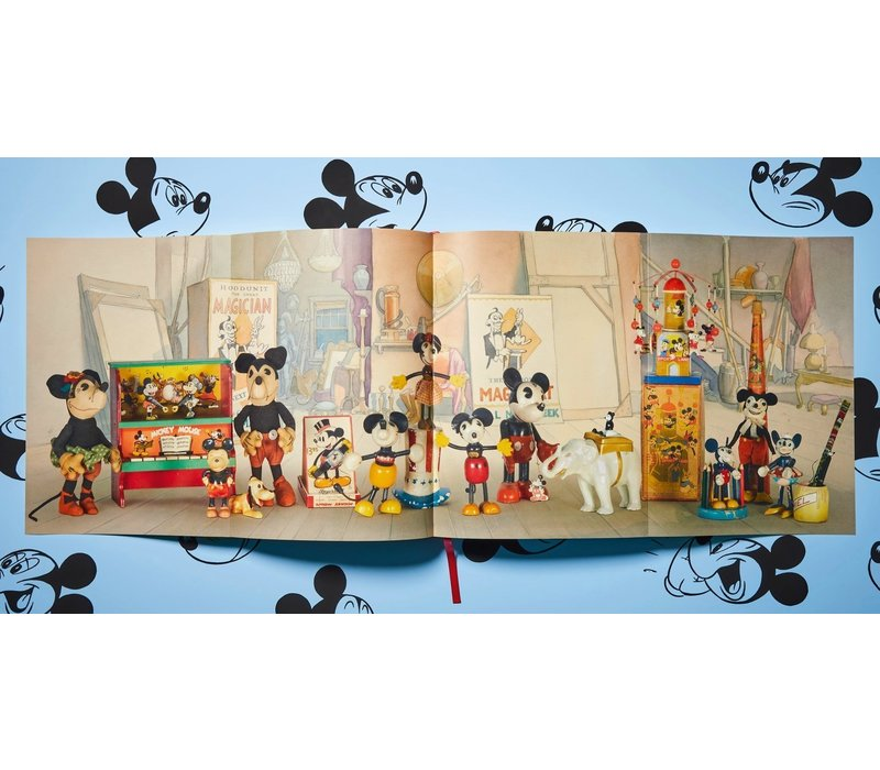 Walt Disney's Mickey Mouse - The Ultimate History