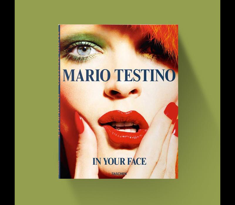 In Your Face - Mario Testino