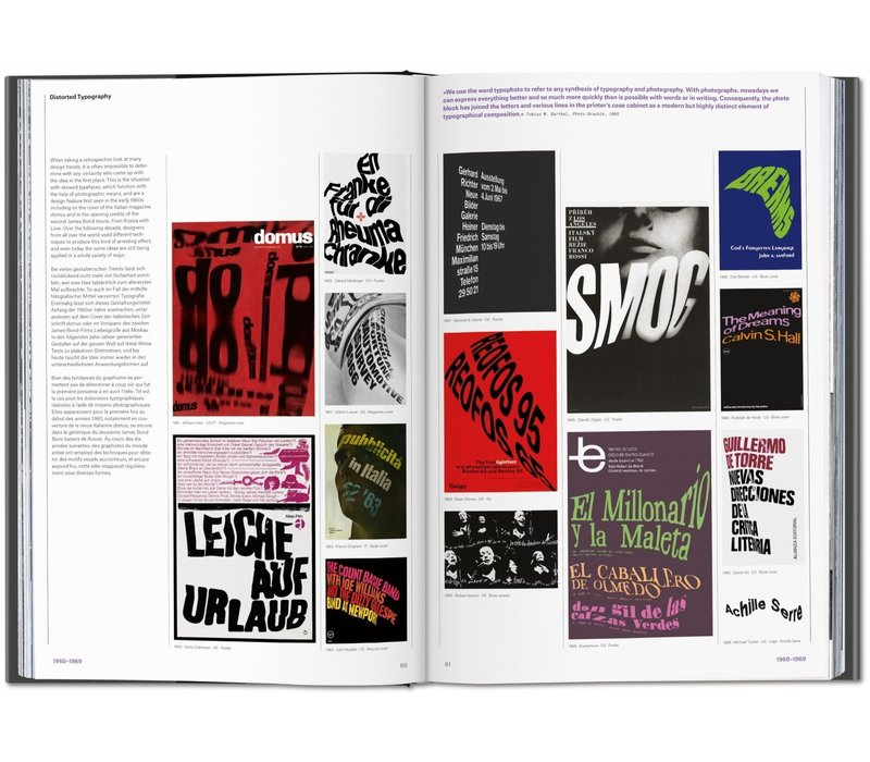 The History of Graphic Design - 1960 - Today Vol. 2