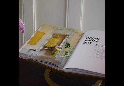 Boekenstandaard koningshart - Iron Gold