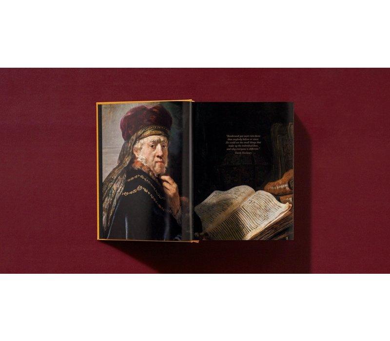 Rembrandt - The Complete Paintings (Dutch version) / ZONDER STOFOMSLAG