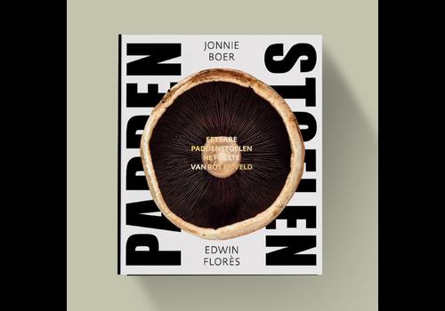 Eetbare paddenstoelen, het beste van bos en veld - Jonnie boer, Edwin Florés