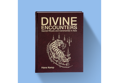 Hans Kemp Divine Encounters LIMITED EDITION: Sacred Rituals and Ceremonies in Asia - Hans Kemp