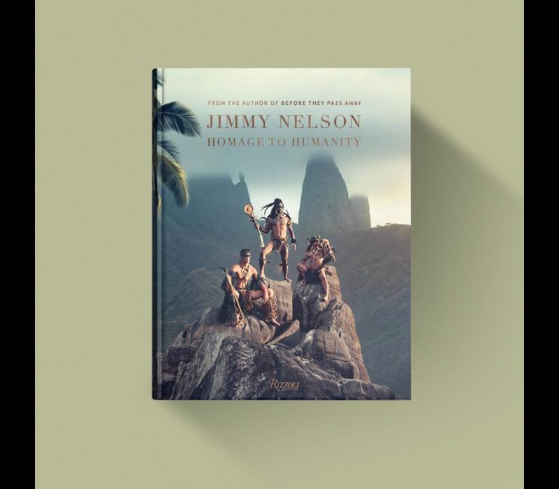 Homage to Humanity - Jimmy Nelson - Gesigneerd exemplaar