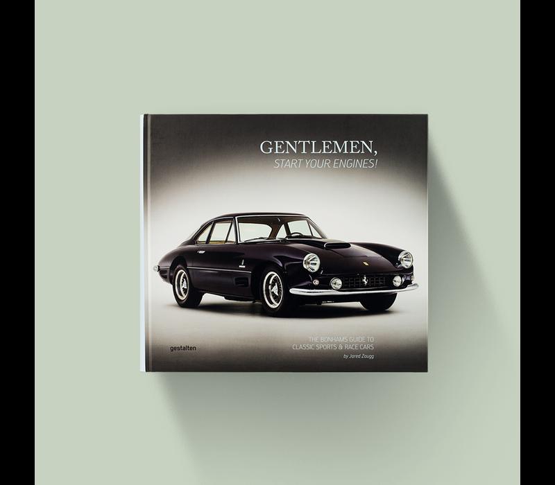 Gentlemen, start your engines! - Jared Zaugg